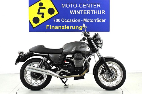 MotoGuzzi V7 II Stone ABS :: Avtonet
