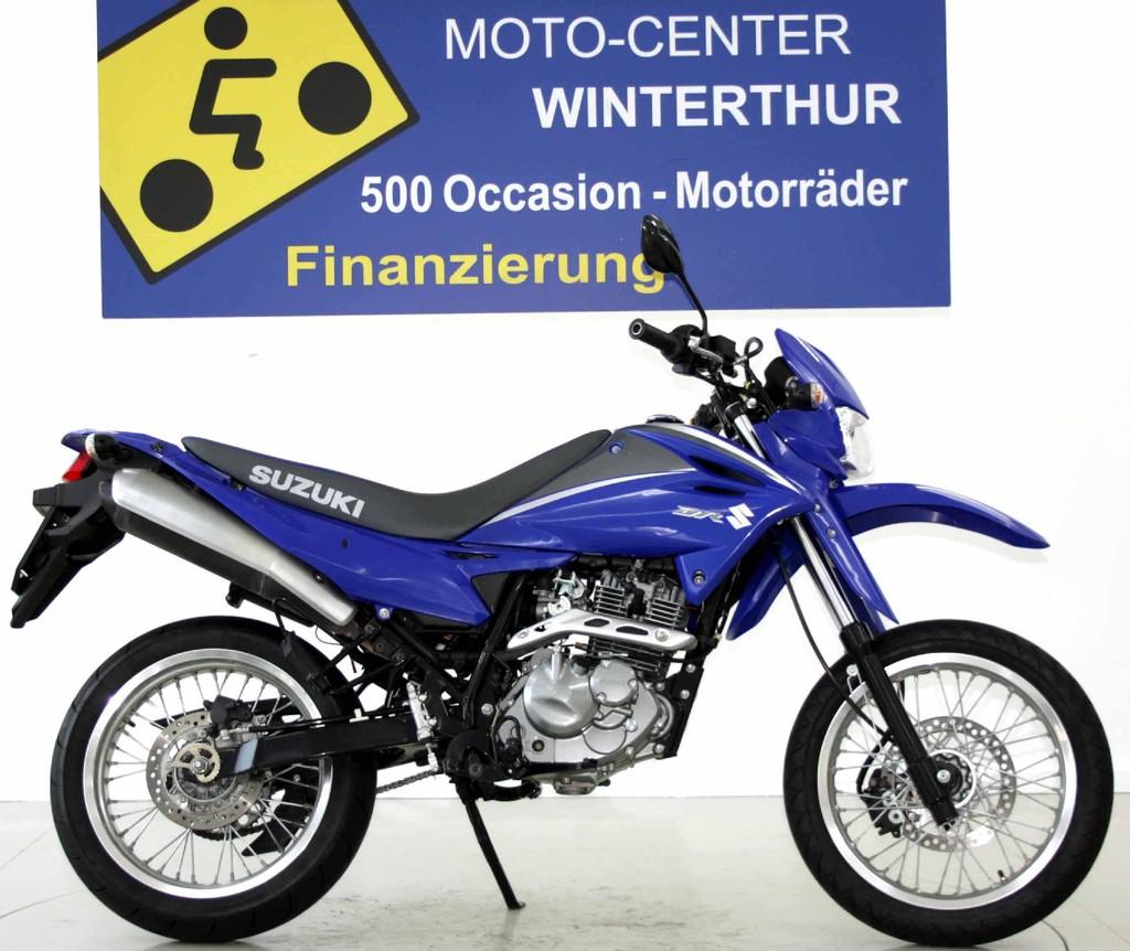 Suzuki DR 125 SM