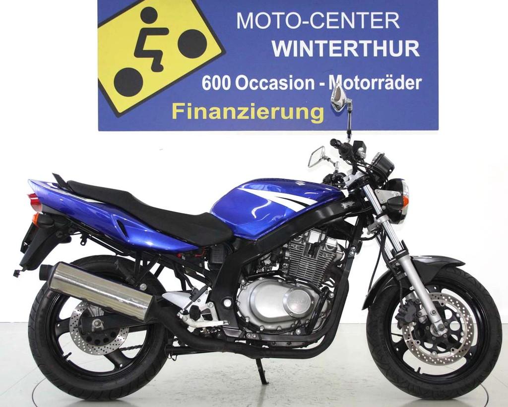 suzuki gs 500 naked bike moto center winterthur. Black Bedroom Furniture Sets. Home Design Ideas