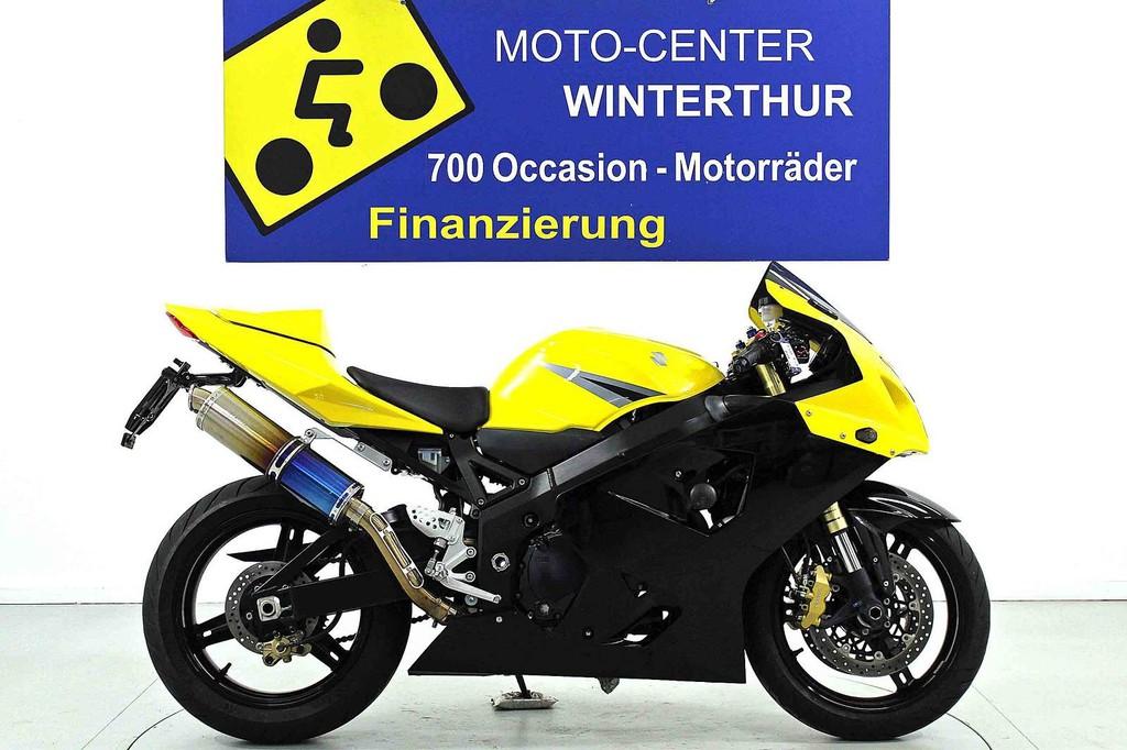 Suzuki GSX-R 600 - bis 35 kW - Moto Center Winterthur
