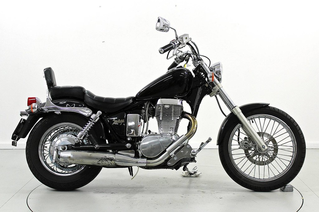 Suzuki LS 650 P Savage - Chopper - Moto Center Winterthur