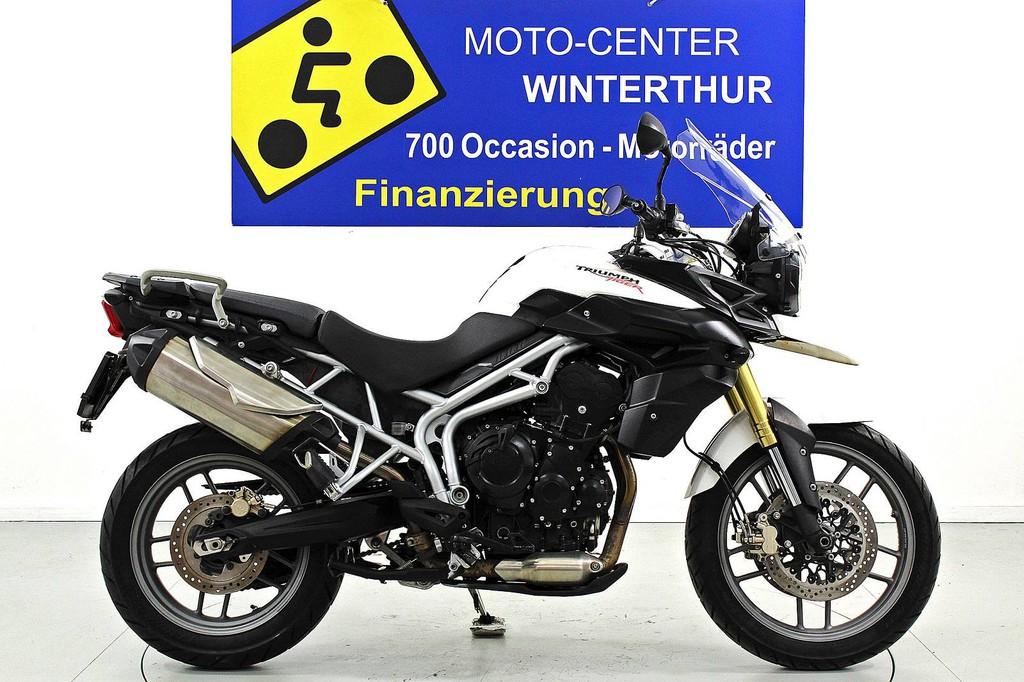 Motorrad Occasion kaufen TRIUMPH Tiger 800 XC Moto 91 AG Höri