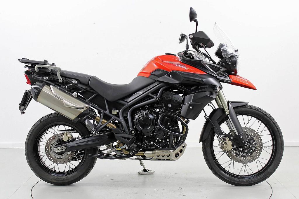 Triumph Tiger 800 XC - Occasion-Motorräder - Moto Center