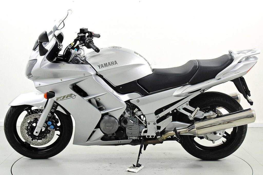 Gebrauchte Yamaha FJR 1300A S /ABS mit Koffer, Erstzulassung: 2008, 61600 km, Preis: 5.900,00