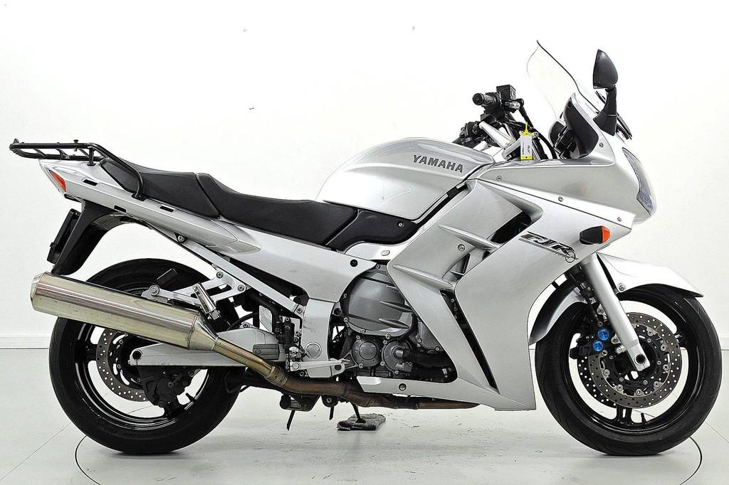Yamaha FJR 1300 ABS - Occasion-Motorräder - Moto Center Winterthur