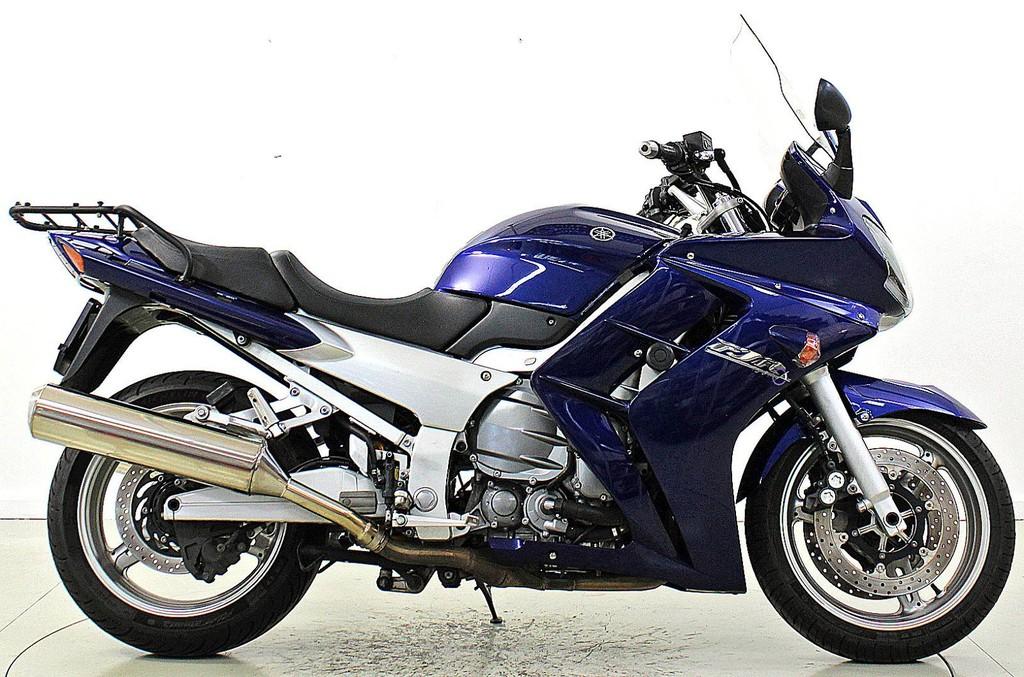 yamaha fjr 1300 a occasion motorr der moto center winterthur. Black Bedroom Furniture Sets. Home Design Ideas