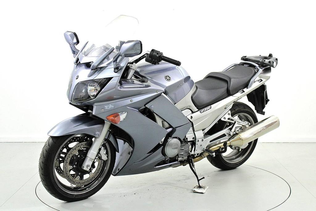 Yamaha FJR 1300 AS/ABS mit Koffer - über 35 kW - Moto