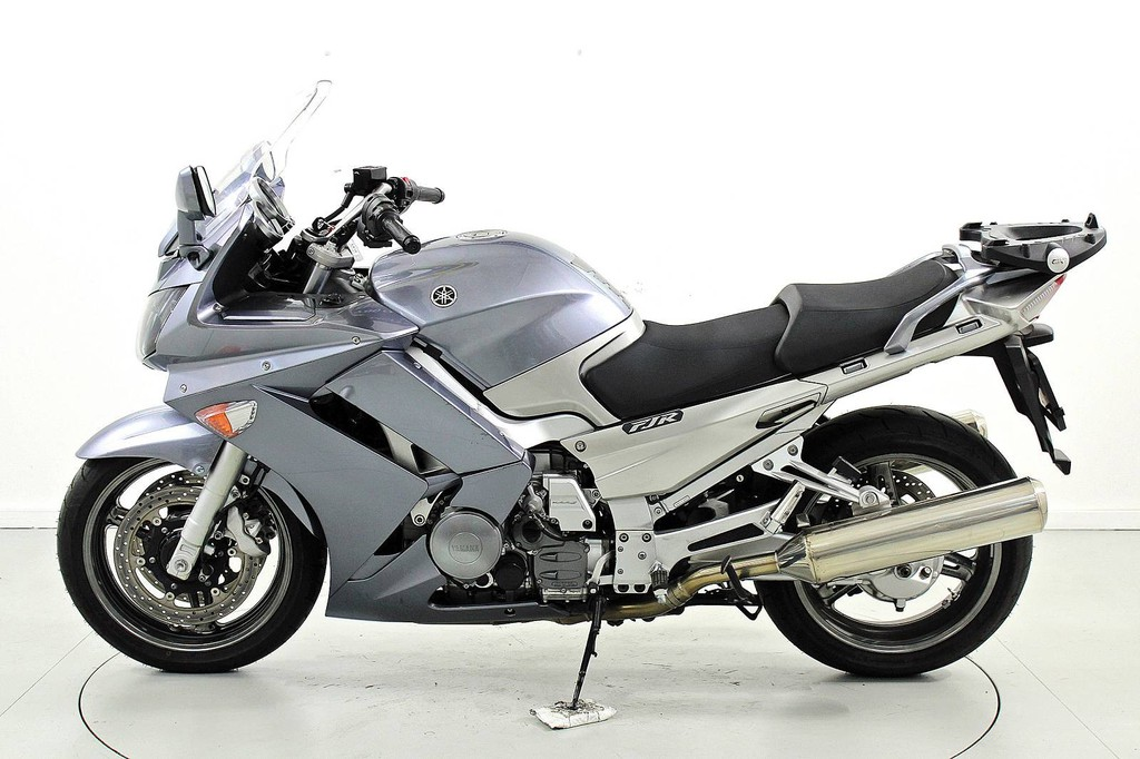 Yamaha FJR 1300 AS/ABS mit Koffer - über 35 kW - Moto Center Winterthur