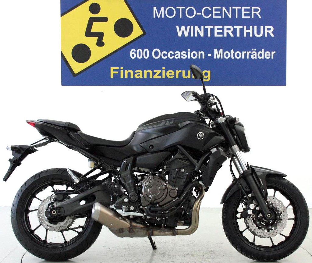 yamaha mt 07 abs neu motorr der moto center winterthur. Black Bedroom Furniture Sets. Home Design Ideas