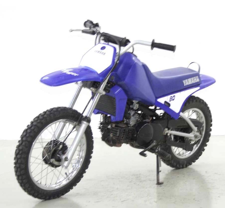 yamaha pw 80 125 ccm motorr der moto center winterthur. Black Bedroom Furniture Sets. Home Design Ideas
