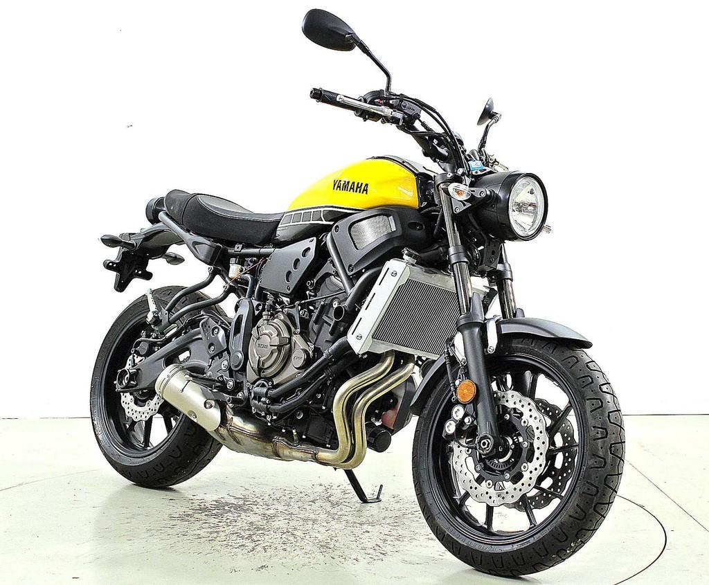 Yamaha XSR 700 ABS Anniversary