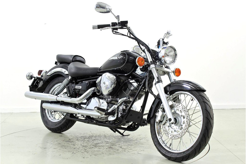Yamaha XVS 125 - Bis 125 ccm Motorräder - Moto Center
