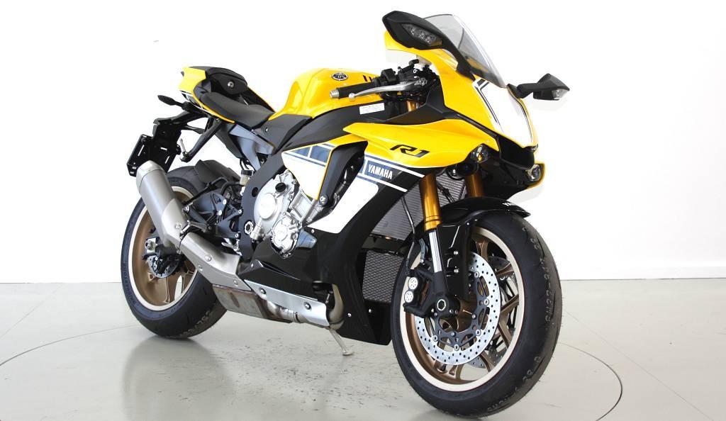 Yamaha YZF R1 60th Anniversary
